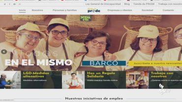 PRODE FUNDA SU PÁGINA WEB