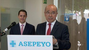 INAGURACIÓN NUEVAS INSTALACIONES DE ASEPEYO