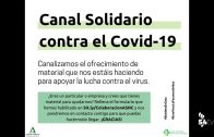 CANAL SOLIDARIO CONTRA COVID19